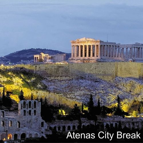 Atenas City Break 4 días