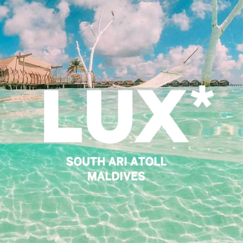 LUX South Ari Atoll Maldivas 5*